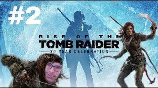 Rise of the Tomb Raider #2 - ENIGMI E TRAPPOLE!!!