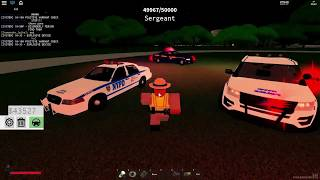 Roblox PoliceSim: NYC Season 1 Episode 3 - Pursuits