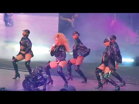 Beyoncé OTR II - Flawless/Feeling Myself/Naughty Girl (03.07.18 Cologne) HD