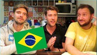o que os americanos pensam do Brasil