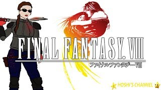 Final Fantasy VIII - Blind playthrough 🍕#1