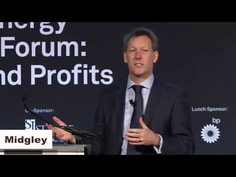 2017 Global Energy Outlook Forum - Dealing with the Unfolding Uncertainties in Energy Markets