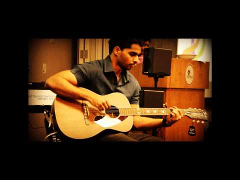 Tribute to My Mother India - Acoustic Guitar Instrumental - Traditional India Rock Music Melody