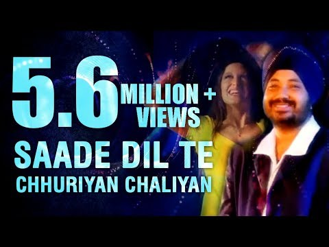 Daler Mehndi | Saade Dil Te Chhuriyan Chaliyan | Punjabi Pop Song | Superhit Punjabi Party Song