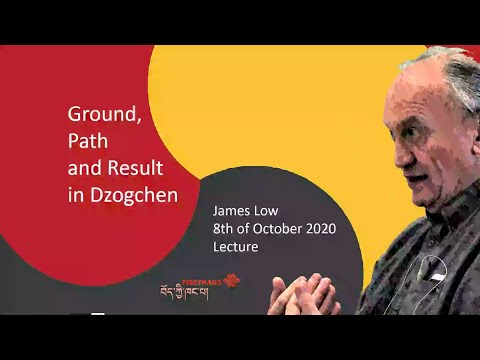 Ground, path and result in dzogchen. Zoom 10.2020