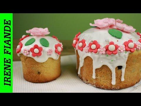 Торт кулич пасхальный