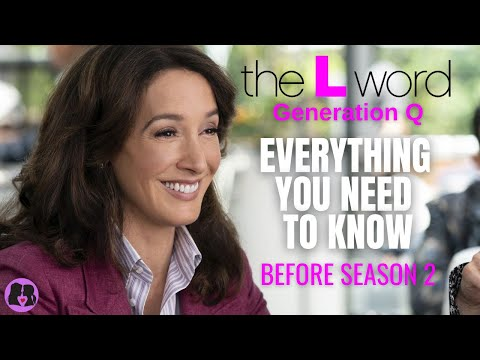 Download The L Word: Gen Q - Everything You Need to Know Before Season 2 // @Ash Silver