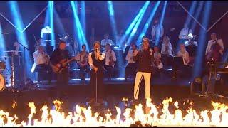 Turboweekend og Kasper Winding synger Sjæl i flammer | DR 90 | DR