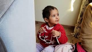 2 years old chanting GAYATRI MANTRA