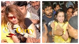SHOCKING Bollywood Actresses Get Molested In Public