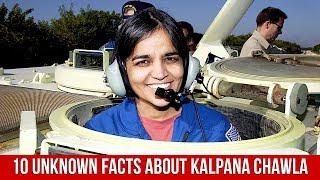 10 Unknown Facts About Kalpana Chawla | Asianet Newsable