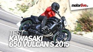 TEST | KAWASAKI 650 VULCAN S 2015