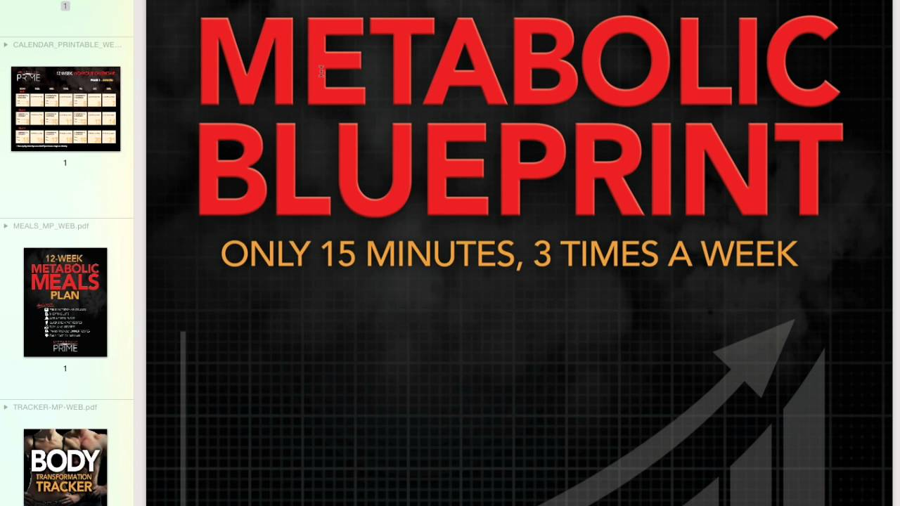 Metabolic prime review details on the workout youtube metabolic prime review details on the workout malvernweather Images
