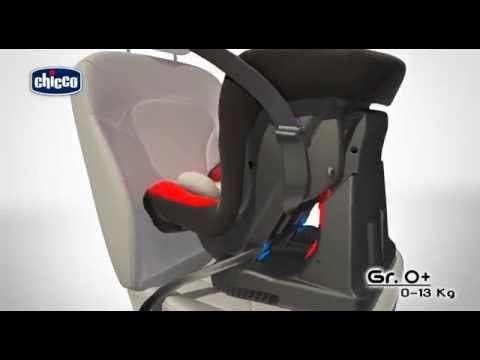 Babymoon silla de coche chicco eletta youtube - Silla coche chicco ...