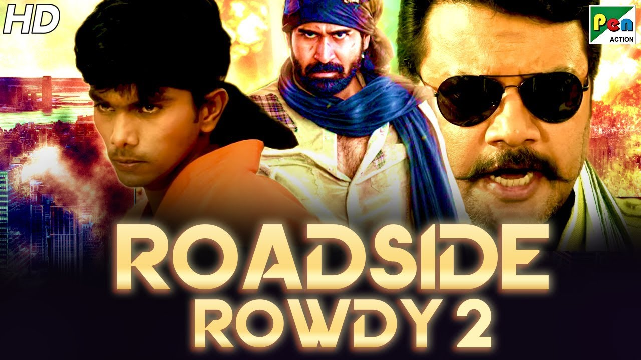 Download Roadside Rowdy 2 (Hd) New Action Hindi Dubbed Full Movie | Punit, Shruthi