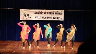 Tamil Dance Performance – 2015