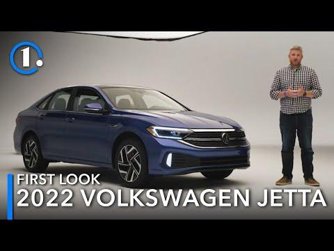 2022 Volkswagen Jetta & GLI: First Look, Design Walkaround