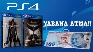 100 TL altına satın alabileceğin 10 muhteşem PS4 Oyun