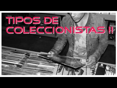 Los Tipos de coleccionistas de música.