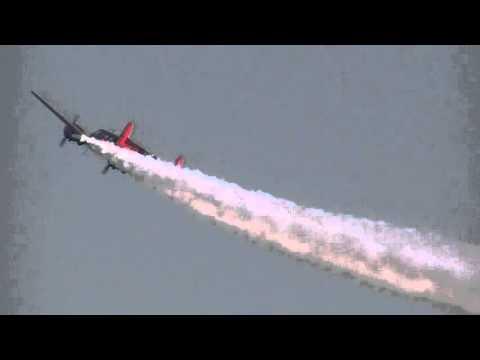 Lockheed Electra L 10A Fly By