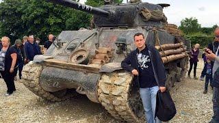 Tiger I, Comet, M18 Hellcat, Sherman Fury, Panzer III - Tankfest