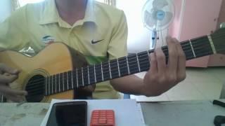 Bao giờ lấy chồng - Bích Phương - hướng dẫn guitar