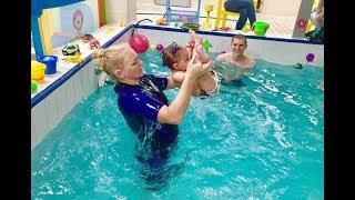 9 month old swimmer-Обучение плаванию в бассейне в Минске(Курсы,Секция,занятия)