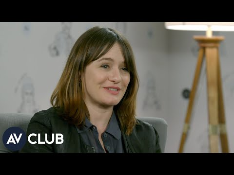 Emily Mortimer on singing with LinManuel Miranda, and telling fart jokes with Elaine Stritch