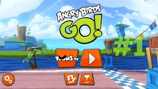Angry Birds GO #1: Seedway