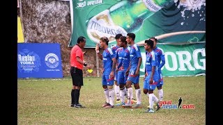 JHAPA XI Vs NEPAL APF (1-2) - MATCH HIGHLIGHTS !!