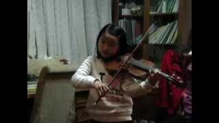 Wolfgang Amadeus Mozart/ Violin Concerto in D KV 211 - Allegro moderato