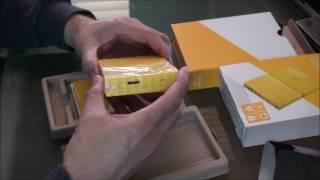 WD 4TB (Yellow) My Passport  Portable External Hard Drive: Unboxing