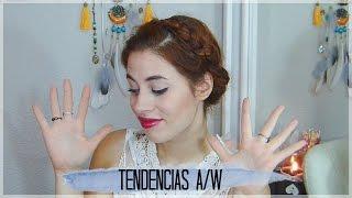 TOP 10:  Tendencias Otoño/Invierno 2015-2016 | Autumn/Winter trends | Sandra Eme