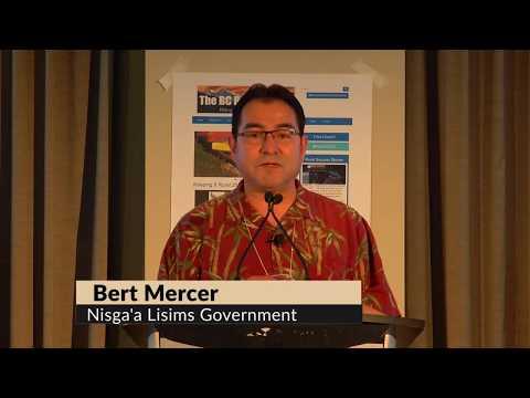Bert Mercer, on the Nisga'a Nation's economic development record