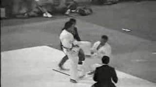 Pedro Pinar en los Campeonatos del Mundo de Karate (Sidney)3