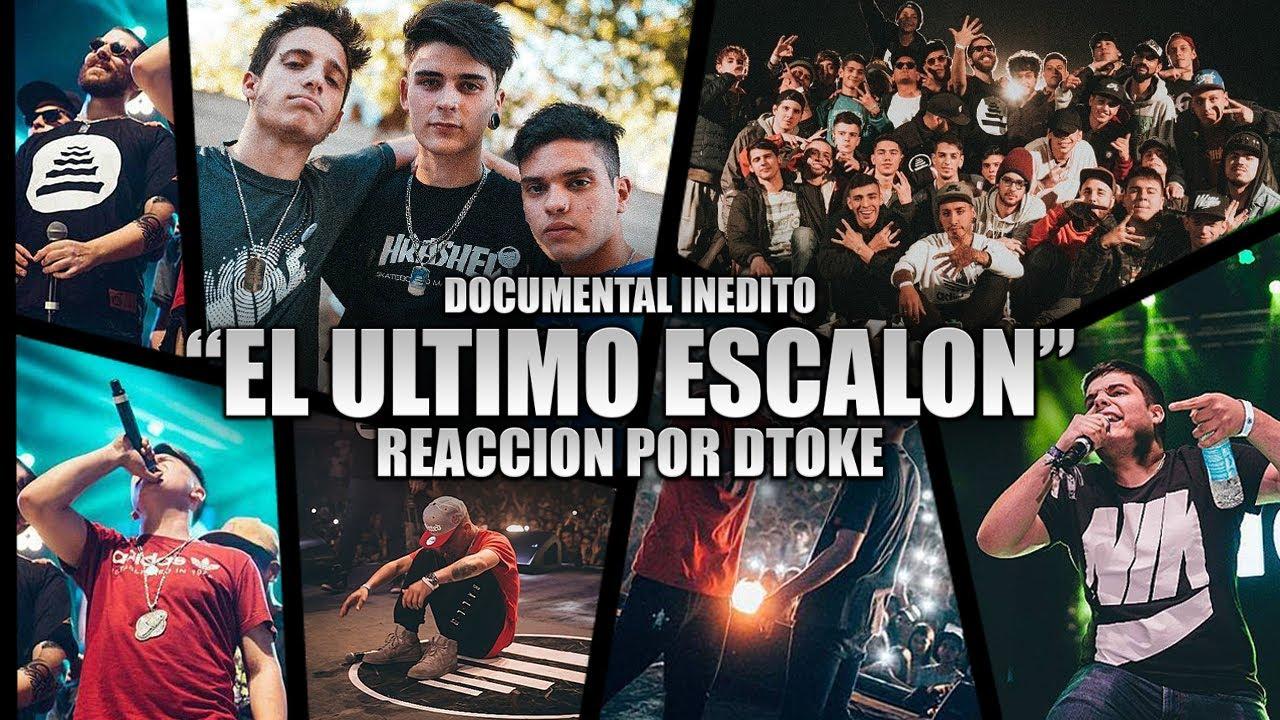DTOKE REACCIONA A EL ÚLTIMO ESCALÓN EL DOCUMENTAL