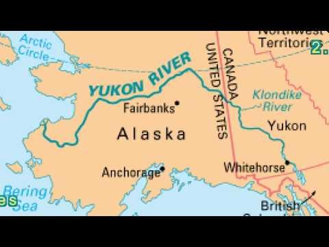 Top 10 US Rivers By Length / USA Major Rivers