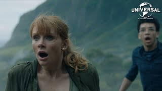 Jurassic World: Fallen Kingdom | Teaser RUN