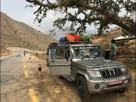 Nepal. Day 2. Road from Kathmandu to Phaplu. S1E2