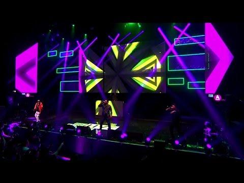 Fuse ODG, Badshah & Zack Knight - Bombae (Asian Network Live)