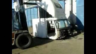 разборка американского грузовика (goodbye america)(он своё отработал., 2015-04-11T15:45:44.000Z)