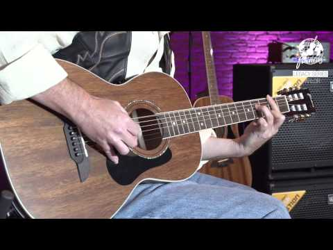 Framus Sound Examples - The Parlor Acoustic Guitar