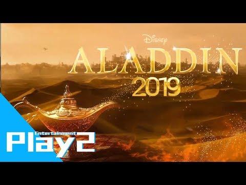 Play2 电影预告《 阿拉丁 ALADDIN》2019年5月 Official Trailer 中字