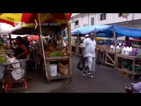 Kingstown Market and Old Fort | Island Secrets | Travel Channel Asia