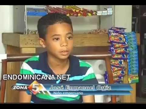 El niño empresario republica dominicana