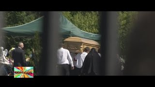 ✔ Жанну Фриске похоронили на Николо-Архангельском кладбище