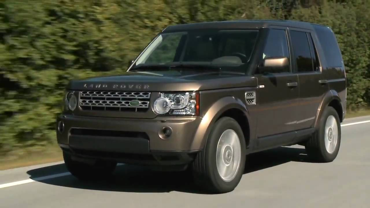 land rover lr4 2010 youtube