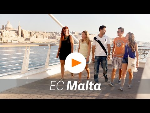 Learn English in Malta with EC English Language Centres