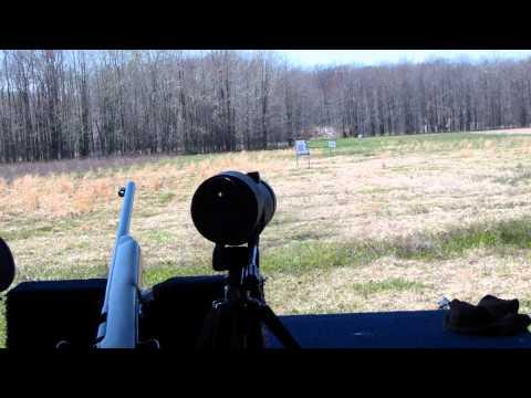 Rimfire .22lr, target shooting at 50,90 and 200 yards.