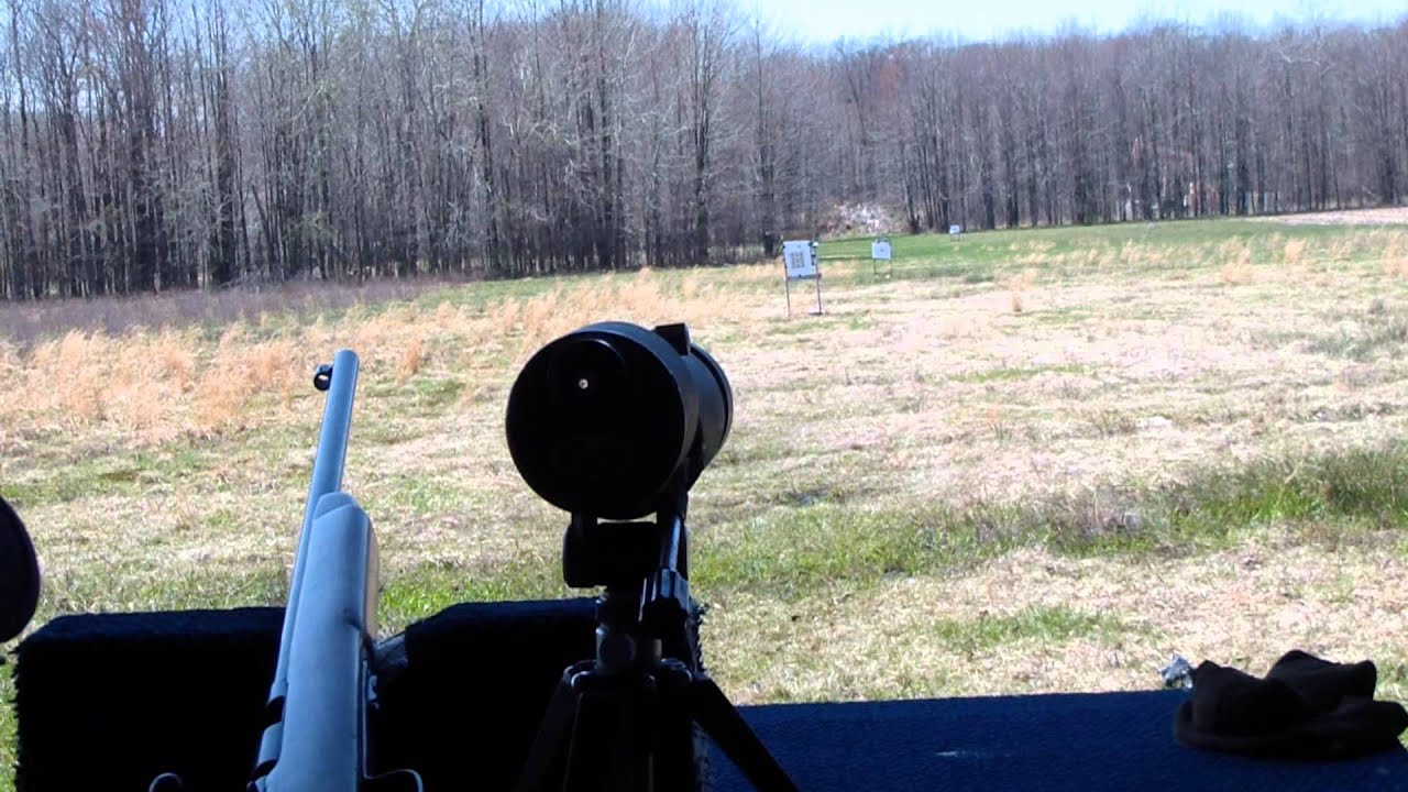 How Far Is A Meter : Rimfire lr target shooting at and yards